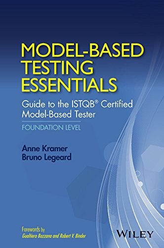 Model–Based Testing Essentials – Guide to the ISTQB Certified Model–Based Tester: Foundation Level