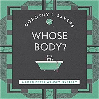 Whose Body? Titelbild