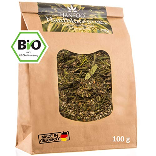 Bio Kräuter-Aromatee 100g aus Deutschland, handverlesen