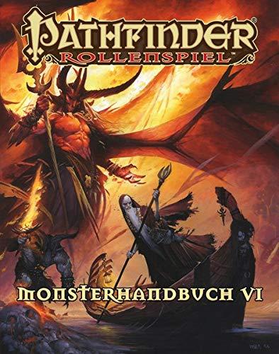Pathfinder Monsterhandbuch 6 Taschenbuch (Pathfinder: Fantasy-Rollenspiel)