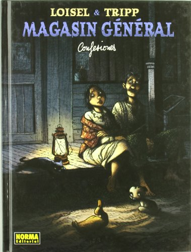 Magasin General 4 Confesiones/ Confessions