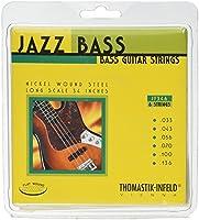 Thomastik JF346 Jazz Flatwound Bass 6-String 33-13633-136