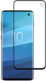 Clear Transparent PET Film Screen Protector Compatible Samsung Galaxy S10/S10 plus/S10e,Guesthome HD Screen,High Sensitivity,High Definition,Anti-dust,Bubble-Free