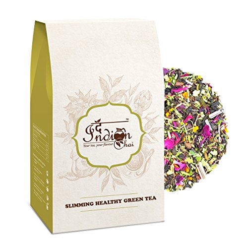 The Indian Chai - Slimming Healthy Green Tea 100g