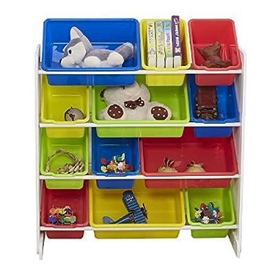 Lovinland Kids' Toy Storage Organizer with ...
