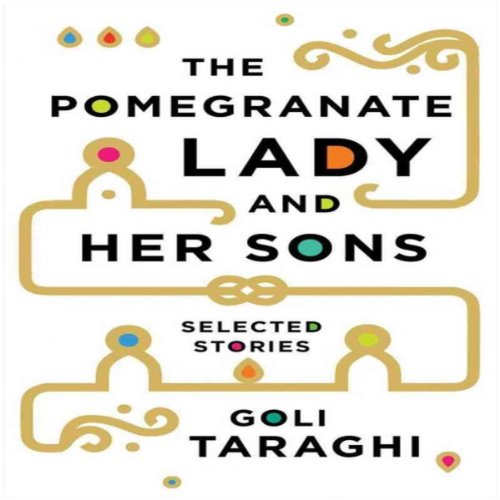 The Pomegranate Lady and Her Sons audiobook cover art