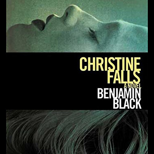 Christine Falls audiobook cover art