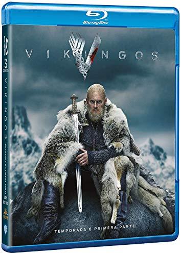Vikingos - Temporada 6: Parte 1 [Blu-ray]