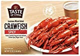 Spicy Louisiana Whole Boiled Crawfish with Spicy Pepper Sauce (2 Pounds, 16-22 Count Per Pound), Premium Louisiana Crawfish (Frozen), Responsibly Sourced & Made in Louisiana, USA