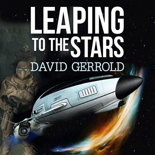 Couverture de Leaping to the Stars