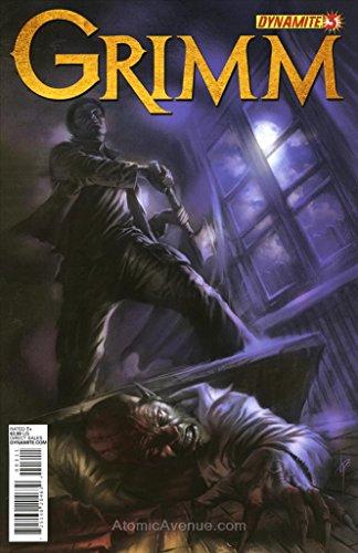 Grimm (Dynamite, Vol. 1) #3 VF/NM ; Dynamite comic book