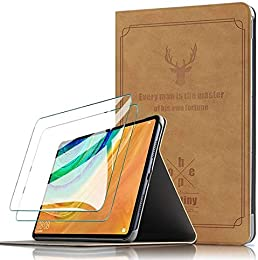 """WenJie Coque pour Huawei MatePad Pro 5G (10.8"""") +"""