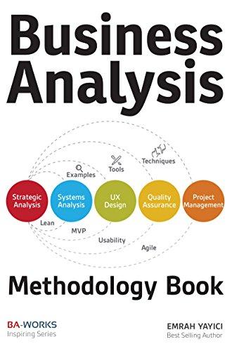 Business Analysis Methodology Book (English Edition)