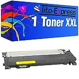 Tito-Express PlatinumSerie 1 Cartuccia del toner Yellow XXL compatibile con Samsung CLT-404S C-430W C-480W C-480FN C-480FW SL-C430 SL-C430W SL-C480W SL-C480 SL-C480FW SL-C480FN