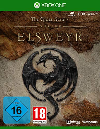 The Elder Scrolls Online: Elsweyr [Xbox One]