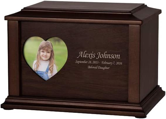 List price Perfect Memorials Custom Engraved Recommended Extra Adoration Small Photo Cr