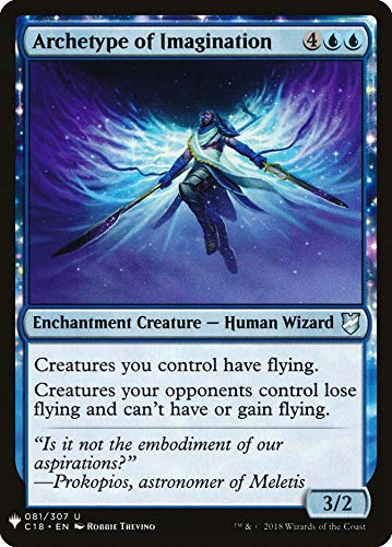 Magic: The Gathering - Archetype of Imagination - Mystery Booster - Commander 2018
