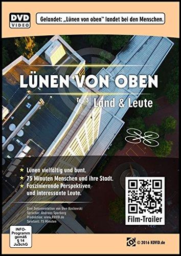 DVD LÜNEN VON OBEN Teil 3- Land & Leute - kommentiert - Luftaufnahmen - Souvenir