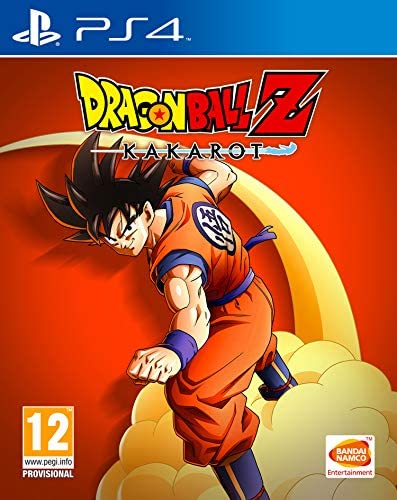 Dragon Ball Z Kakarot PS4 product image