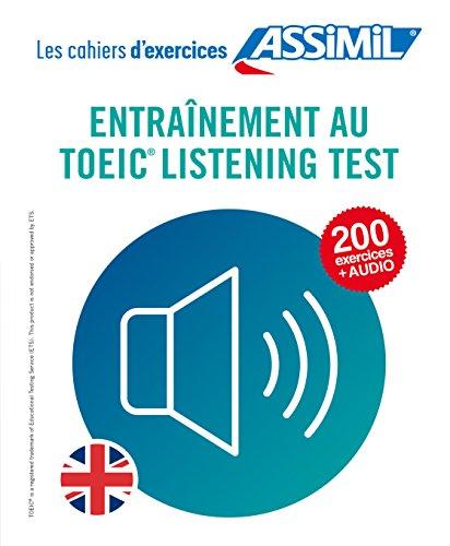 Cahier de préparation au Toeic Listening