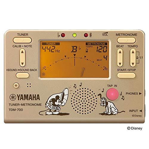 ヤマハ『ディズニーチューナーメトロノーム ミッキーマウス(TDM-700DMK)』