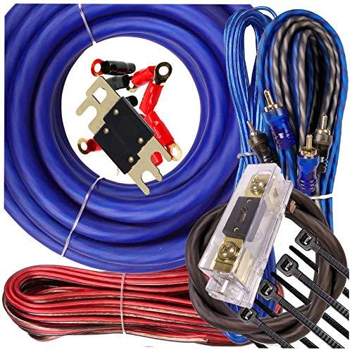 0 gauge wire kit - 4