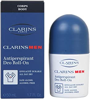 Clarins Antiperspirant Deo Roll-on By Clarins for Men - 1.7 Oz Deodorant Roll-on, 1.7 Oz