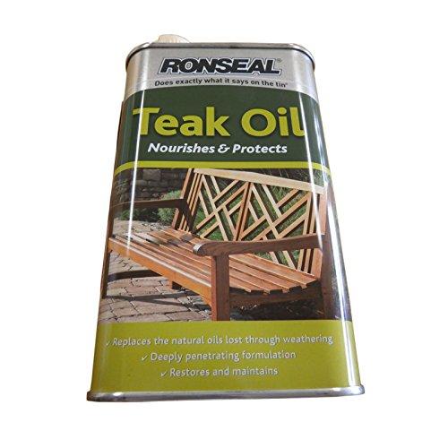 Ronseal TO500 500ml Teak Oil