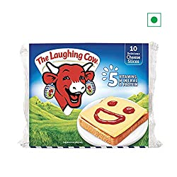 The Laughing Cow Cheese Slices, 200gm