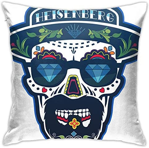 FitHom Breaking Bad Heisenberg Hazmat Pillowcase Soft Pillow Case for Football Fans 100 Microfiber product image