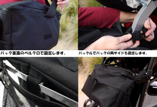 ベビーカー用保温保冷防滴バッグ(ベビーカーに取り付け可能・持ち運び可能)「日本正規品」(J.L.Childressジェイエルチルドレス)Cool'NCargoStrollerCooler