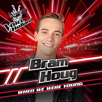 When We Were Young (The Voice Of Holland Season 8)
