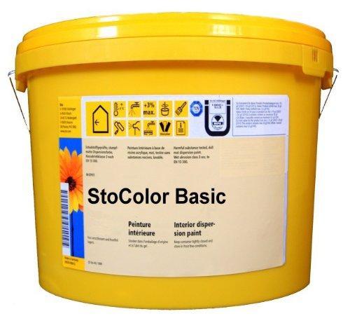 Sto Color Basic 5 Liter weiß Innenwandfarbe
