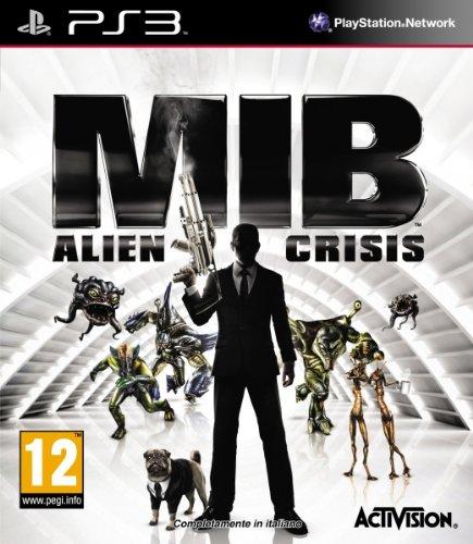 MEN IN BLACK MIB ALIEN CRISIS PLAYSTATION 3 PS3 (ITALIAN VERSION)
