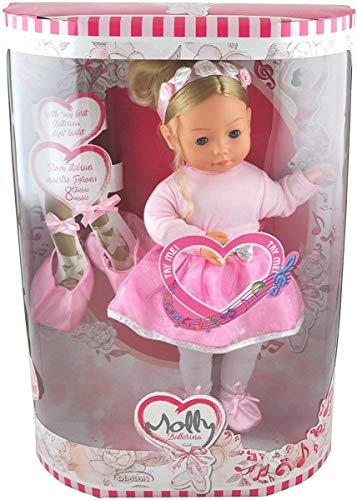 Dimian BD1338 Puppe, Rosa