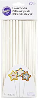 Wilton Cookie Sticks, 8-Inch, White