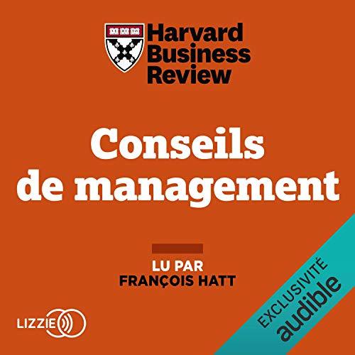 Couverture de Conseils de management