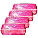 Carefree Super Dry Panty Liners 20 Count (Buy 3 Get 1 Free)