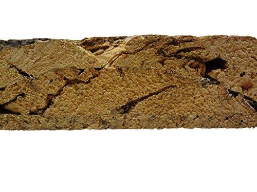 XL Korkrückwand (Rückwand Terrarium), 3D Kork-Rückwand 90 x 60 cm - 4