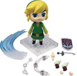 Good Smile The Legend of Zelda Wind Waker Link Nendoroid (EZ Version) Action Figure