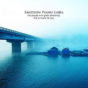 On the foggy riverside