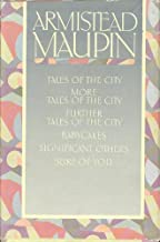 Armistead Maupin Box-Set (Tales of the City, More Tales of the City, Further Tales of the City, Babycakes, Significant Oth...