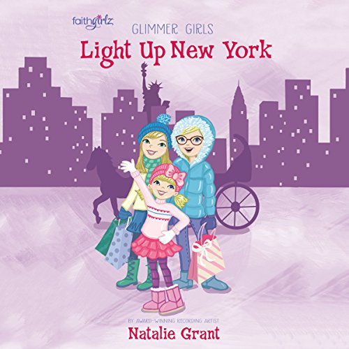 Light Up New York audiobook cover art