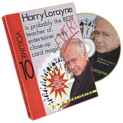 Lorayne Ever! Volume 10 - DVD