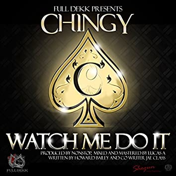 Watch Me Do It - Single