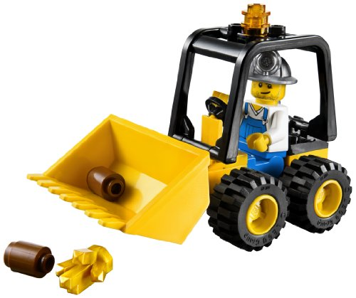 LEGO City 30151 Mining Dozer Lego City mini bulldozer (japan import)