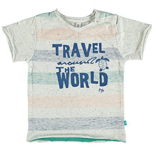 Babyface Bébé garçon T-shirt / tee shirt, Crème, taille 86