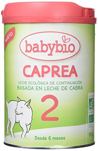 Babybio Caprea Leche 2 Continuación - 900 gr