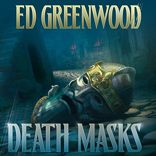 Death Masks audiobook cover art