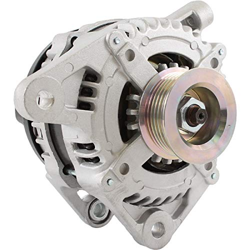 Price comparison product image DB Electrical AND0502 Remanufactured Alternator For 3.3L 3.8L V6 Chrysler Town & Country Van 2008-2010,  Dodge Caravan 2008-2010 VND0502 04801304AA 04801304AC 4801304AA 11295N